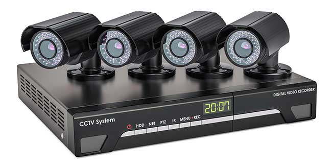 CCTV, Security, Cameras, and DVR Camera Systems