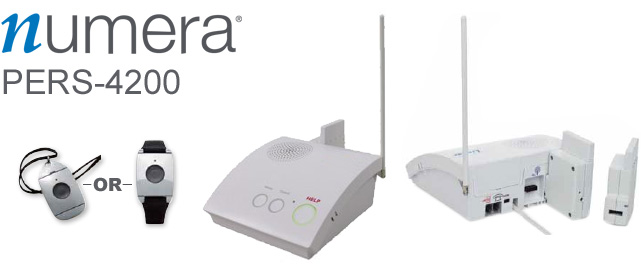 Numera PERS-4200 Personal Emergency Response Systems