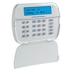 PowerSeries NEO Security System 128-zone LCD Full Message Keypad